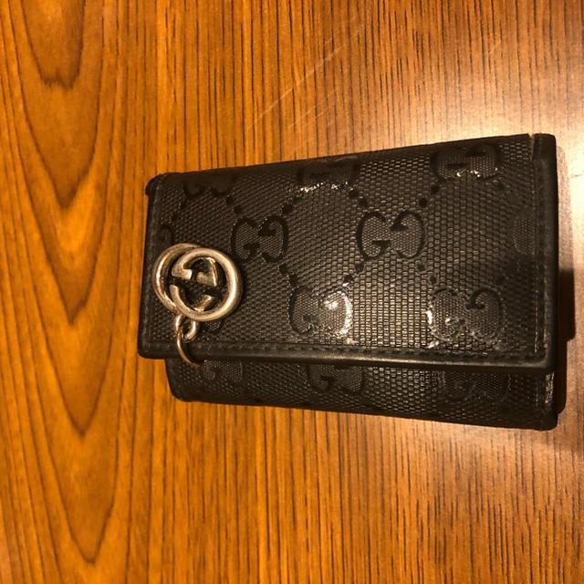 ベルト オー グランピエ 、 Gucci - GUCCI キーケース インプリメの通販 by ジョー's shop