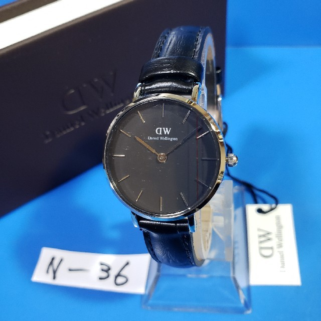 panerai luminor / Daniel Wellington - N-36新品♥D.W.28mmレディス♥READING(黒)♥激安価格♥送料無料の通販 by ★GOLGO★'s shop