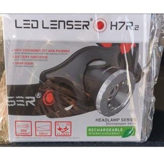 レッドレンザー(LEDLENSER)の新品未開封 H7R.2 LED LENSER LED ヘッドライト(ライト/ランタン)
