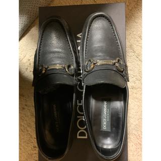 ドルチェアンドガッバーナ(DOLCE&GABBANA)のドルチェアンドガッバーナ 革靴 サイズ7 定価70000(ドレス/ビジネス)