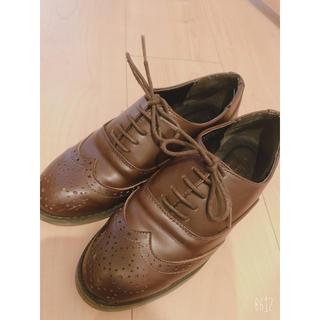 アースミュージックアンドエコロジー(earth music & ecology)の靴(ローファー/革靴)