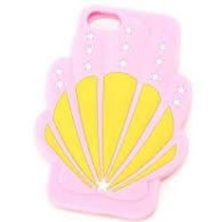 ウィゴー(WEGO)の新品未使用!WEGO モバイルケースカバー iPhone6 6s 7 シェル ♪(iPhoneケース)