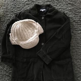 シップス(SHIPS)の☆即購入不可☆SHIPS☆ジャケット&☆Studio mini☆ニット帽子☆2点(ジャケット/上着)