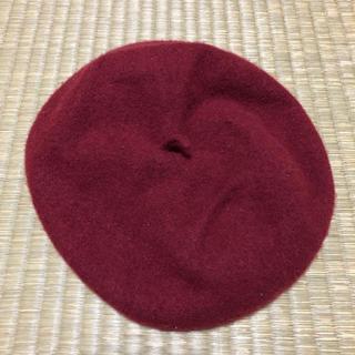 コムサイズム(COMME CA ISM)のベレー帽(ハンチング/ベレー帽)