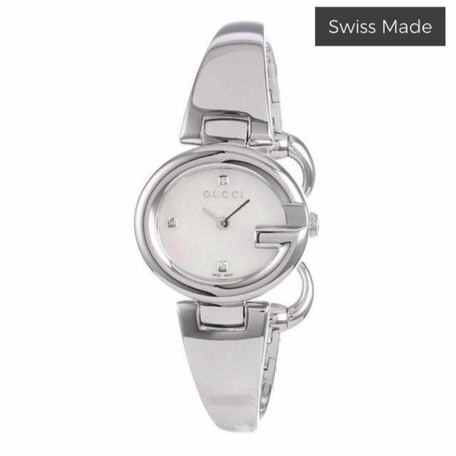 カルティエ 腕 時計 レディース | Gucci - [グッ�]GUCCI レディース時計 YA134504 新�未使用��通販 by �ル's shop