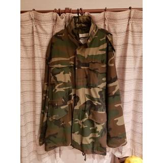 ロスコ(ROTHCO)のロスコ rothco m-65ジャケット xxl カモフラ 迷彩(ミリタリージャケット)