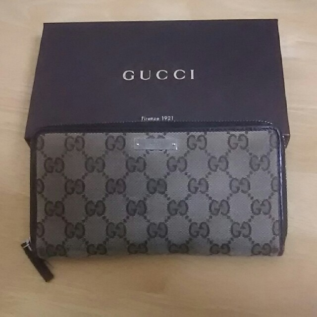 vuitton 財布 偽物値段 、 Gucci - GUCCI 長財布 箱付きの通販 by かえ's shop
