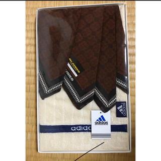 アディダス(adidas)のハンカチ 二枚 adidas(ハンカチ/ポケットチーフ)