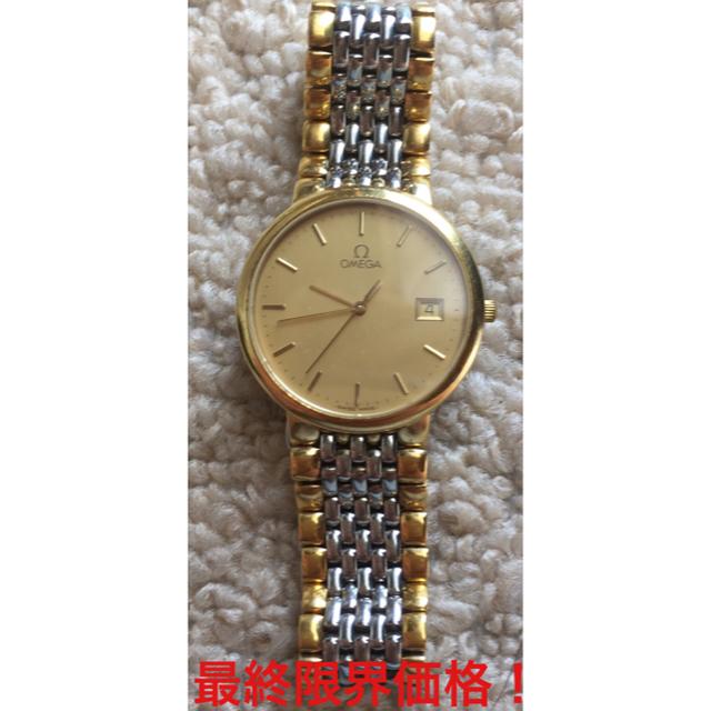 chanel ショルダーバッグ スーパーコピー 時計 | 【美品】OMEGA オメガ デビル オメガ時計の通販 by えま's shop