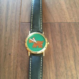 ピエールラニエ(Pierre Lannier)のPierre Lannier ヨークシャテリア 腕時計(腕時計)