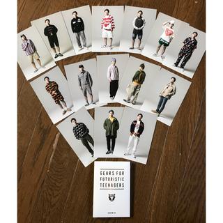送料込顧客限定非売品HUMAN MADEヒューマンメイドポストカード15枚セット(その他)