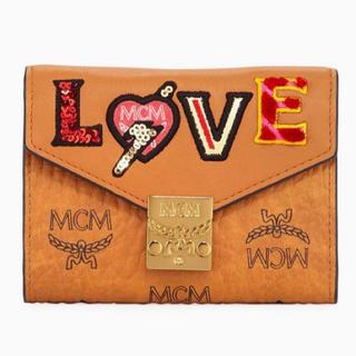 エムシーエム(MCM)のMCM 二つ折り 財布(財布)