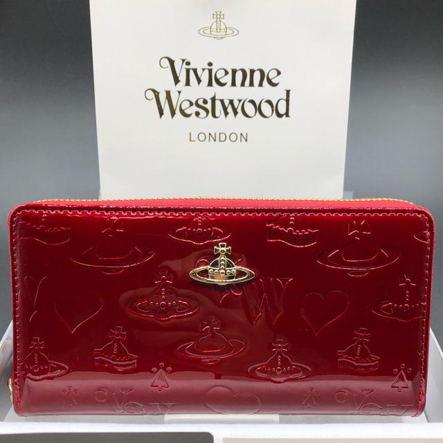 スーパーコピー 時計 防水ブランド / Vivienne Westwood - 【新品・正規品】ヴィヴィアン ウエストウッド 長財布 310 赤 プレゼントの通販 by NY's shop