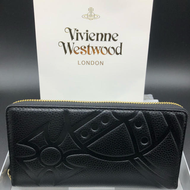 Vivienne Westwood - 【新品・正規品】ヴィヴィアン ウエストウッド 長財布 311 プレゼントの通販 by NY's shop