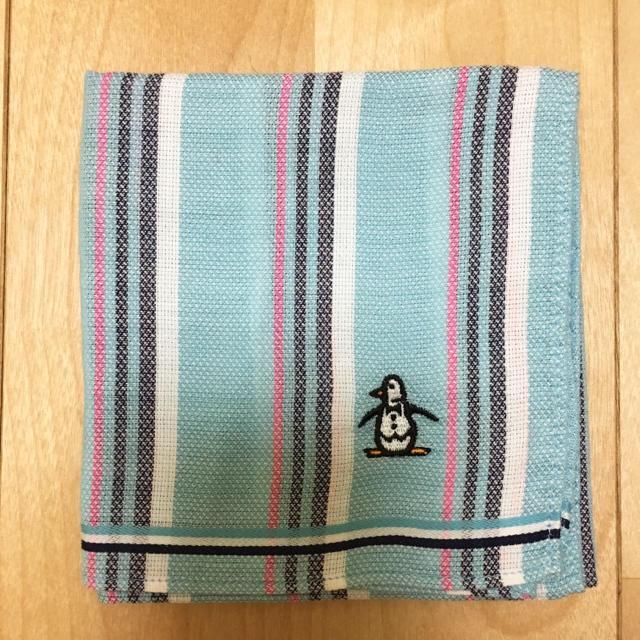 Munsingwear(マンシングウェア)の Munsingwear ハンカチ 3枚セット メンズのファッション小物(ハンカチ/ポケットチーフ)の商品写真