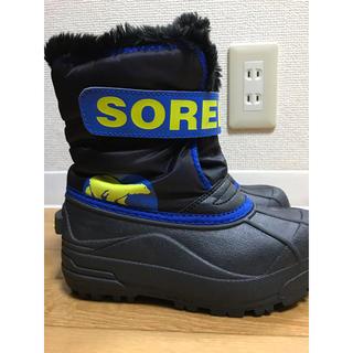 ソレル(SOREL)のSOREL 17センチ 美品(ブーツ)