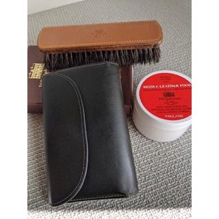 ホワイトハウスコックス(WHITEHOUSE COX)のホワイトハウスコックス 三つ折り財布 S7660 ウォレット(折り財布)