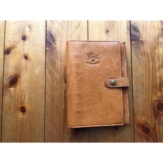 イルビゾンテ(IL BISONTE)の値下げ イルビゾンテ 手帳 バイブルサイズ(手帳)