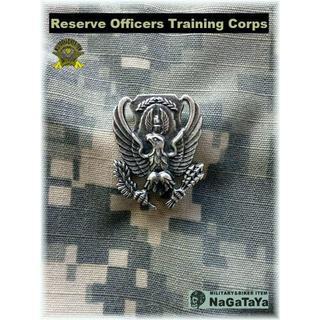 送料込み ミリタリー放出品 ピンバッジ(軍章) アメリカ空軍 USAF ROTC(その他)