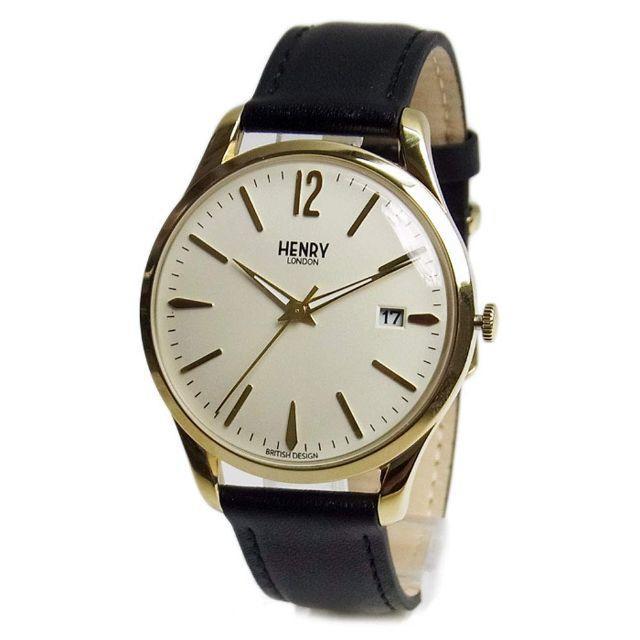 ヴィトン ダミエ 財布 スーパーコピー 時計 、 ヘンリーロンドン HENRY LONDON ウェストミンスター HL39-S-0の通販 by early bird 's shop