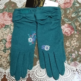 フェイラー(FEILER)のフェイラー新品・未使用手袋(手袋)
