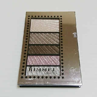 リンメル(RIMMEL)のリンメル ダブルスター アイズ 005(アイシャドウ)
