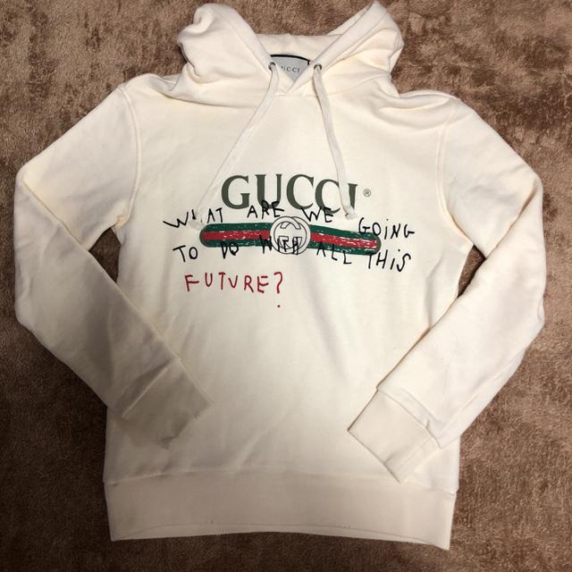 オリス偽物 時計 大集合 | Gucci - GUCCI パーカーの通販 by LIBEILO shop