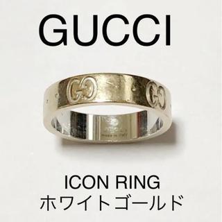 グッチ(Gucci)のGUCCI グッチ ICON RING アイコンリング(リング(指輪))
