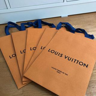 ルイヴィトン(LOUIS VUITTON)のルイヴィトン 紙袋 10枚(ショップ袋)
