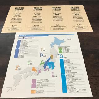 ゲームセンター優待券4000円分 共和コーポレーション株主優待(遊園地/テーマパーク)