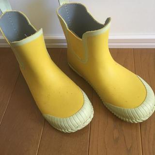 ムジルシリョウヒン(MUJI (無印良品))のつみき様専用 長靴 キッズ (長靴/レインシューズ)