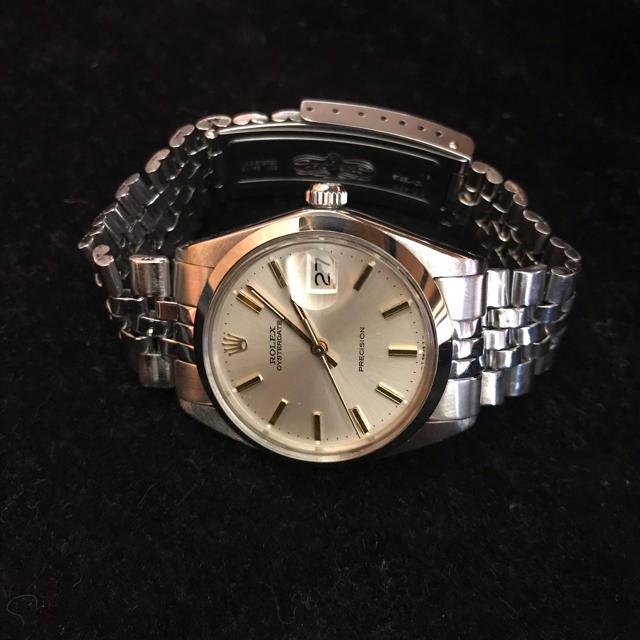 louis vuton 時計 偽物 | ROLEX - ロレックス オイスターデイト 6694美品の通販 by アイス坊や's shop