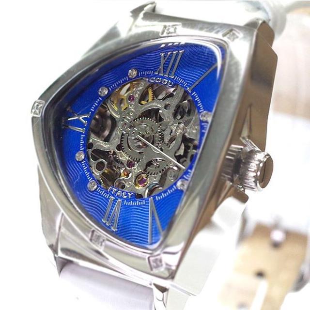オメガ デビル 中古 | COGU - コグ 腕時計 レディース BS01T BL 自動巻き ブルー 国内正規の通販 by みらいえ関西@こうちん