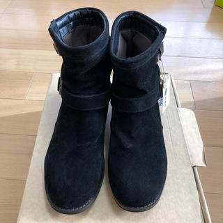 イッカ(ikka)の新品 未使用 タグ付き ikka ブーツ Mサイズ(ブーツ)