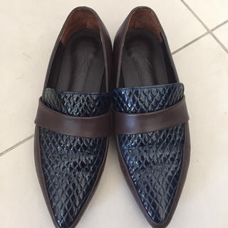 Ameri VINTAGE - AMERI ローファー 革靴 S 23㎝くらい フラット