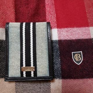 バーバリーブラックレーベル(BURBERRY BLACK LABEL)のバーバリーブラックレーベル 財布(折り財布)