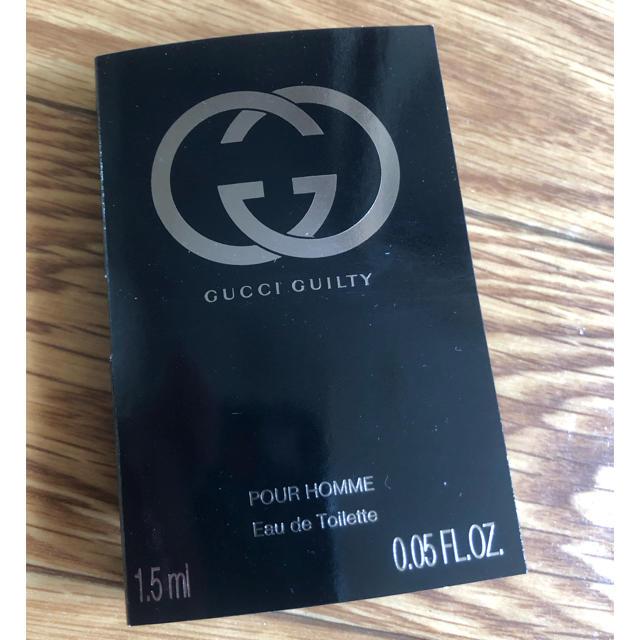 ベルト ウエストマーク 、 Gucci - GUCCI ギルティー1.5ml の通販 by ニコ