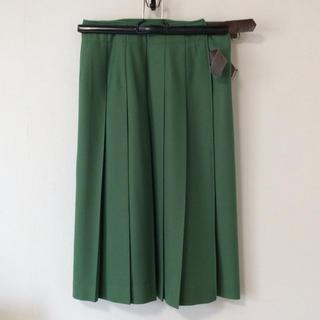 ルミノア(Le Minor)の専用 Le minor ラッププリーツスカート 美品  (ロングスカート)