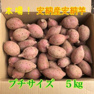 シーボー様専用ページです。安納芋プチサイズ5㎏(野菜)