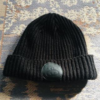 ステューシー(STUSSY)のSTUSSY ニット帽 ビーニ(ニット帽/ビーニー)