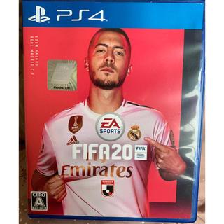 プレイステーション4(PlayStation4)のFIFA 20 スタンダード エディション PS4(家庭用ゲームソフト)