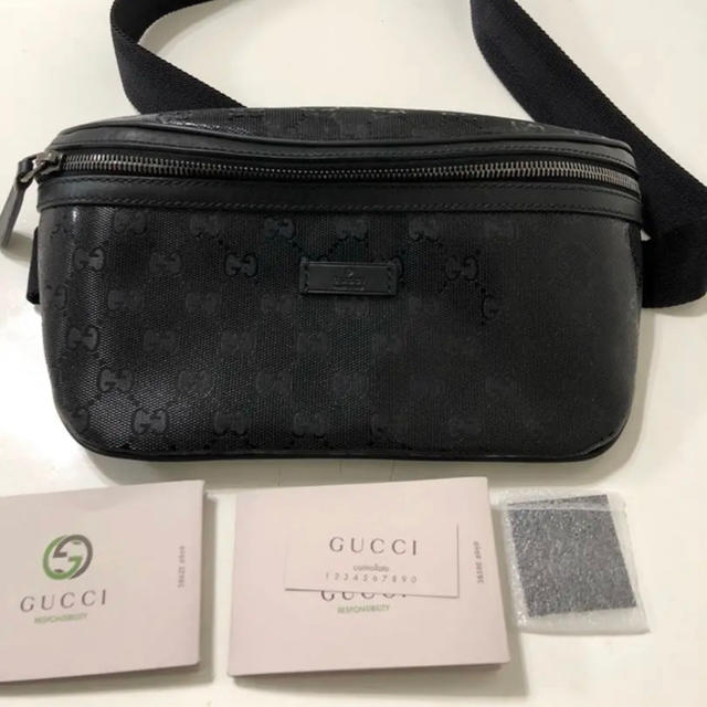 louis vuitton 財布 スーパーコピー 時計 - Gucci - GUCCIウエストバッグの通販 by シークレット's shop