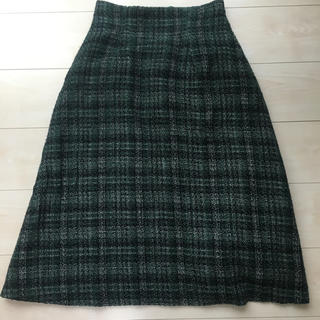 ナチュラルビューティーベーシック(NATURAL BEAUTY BASIC)の新品、未使用 ロングスカート (ロングスカート)