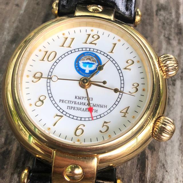 スーパーコピー腕時計 代引き auウォレット / Poljot(ПОЛЕТ) - キルギス共和国 大統領 手巻き機械式 アーラム 腕時計の通販 by Watchholic