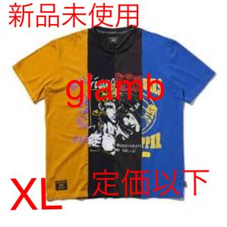 グラム(glamb)のglamb × JOJO / グラム:ジョルノ&ブチャラティ リメイクT XL (Tシャツ/カットソー(半袖/袖なし))