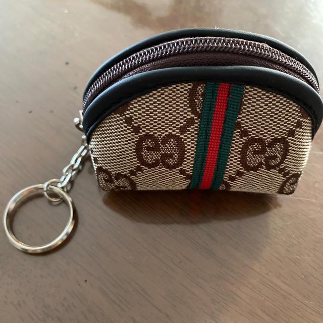 ニクソン リュック 店舗 、 Gucci - 小銭入れ  キーホルダータイプの通販 by ショコラ's shop