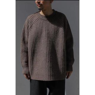 ジエダ(Jieda)のO project 19aw knitted crew neck(ニット/セーター)