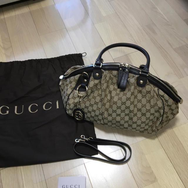 Gucci - GUCCI  バックの通販 by ディアデラノビア