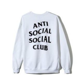 アンチ(ANTI)のアンチソーシャルソーシャルクラブ anti social social club(スウェット)