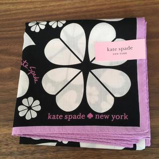 ケイトスペードニューヨーク(kate spade new york)のいちご様専用 kate spade new york フラワーハートハンカチ(ハンカチ)